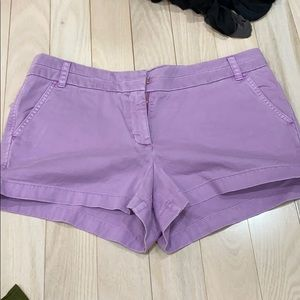 Brand new shorts from J. Crew! Perfect for summer